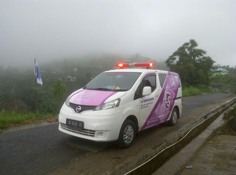 Ambulan Laskar Sedekah Surakarta