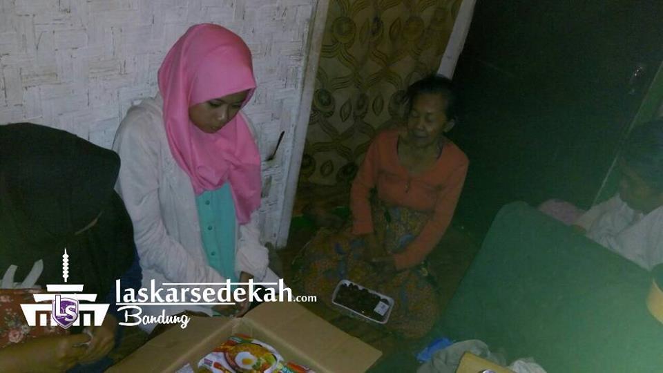 Bingkisan Ramadhan Untuk Mak Siti