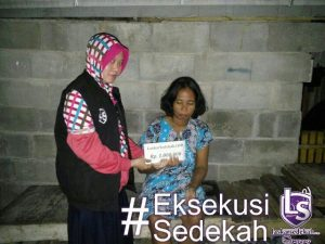 LS Semarang: Membantu bu Rohyani gagal ginjal