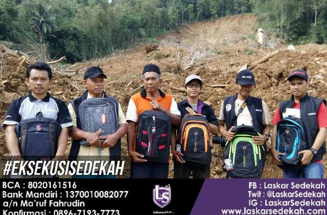 Eksekusi Sedekah Juli 2016: Yogyakarta