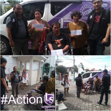 LS Semarang: Action di Ambarawa