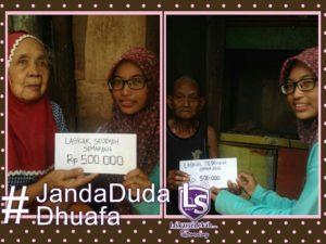 LS Semarang Membantu Mbah Darsono di Ngesrep