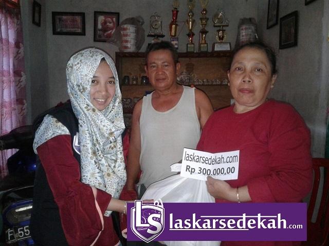 Eksekusi Sedekah Kalikuto Grabag Magelang 22 Oktober 2017
