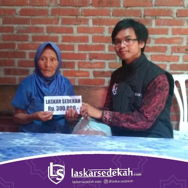 Action Laskarsedekah di Dusun Bajaran – Temanggung