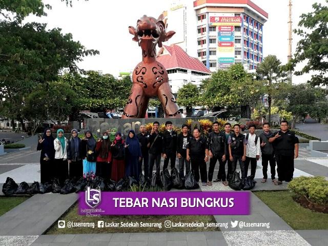 TNB Laskar Sedekah Semarang
