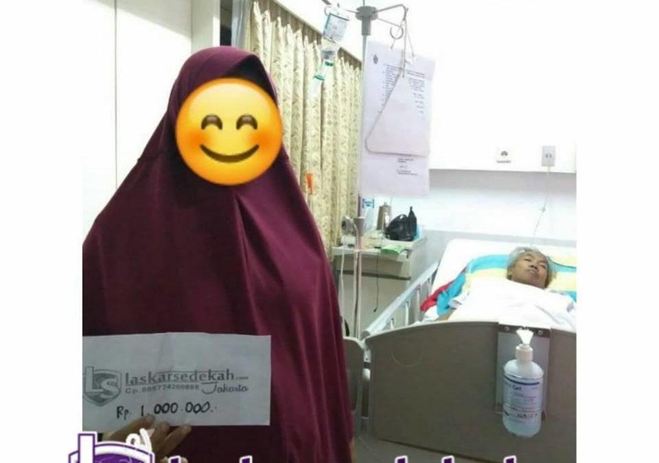 LS Jakarta : Eksekusi Sedekah Ibu Winarsih 60 Tahun (Jum'at, 07 Desember 2018)