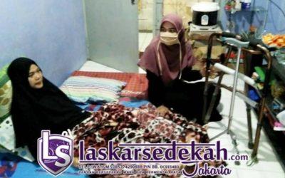 LS Jakarta : Eksekusi Sedekah Kak Ehha Elbant (Selasa, 01 Januari 2019 )