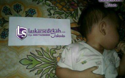 LS Jakarta : Eksekusi Sedekah kepada Dek Hafshah (1thn, 4bln)   Kamis, 14 Februari 2019