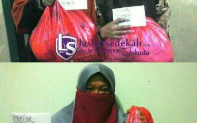 LS Jakarta : Eksekusi Sedekah ke Guru ngaji di Musholah At-Taqwa, Bambu Apus – Jakarta Timur   Selasa, 12 Februari 2019