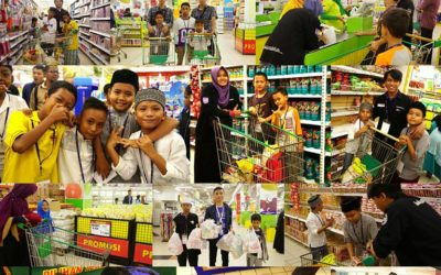 LS Jakarta : BEBRAYAT (Belanja Bareng Dhuafa dan Anak Yatim) Part 7   Ahad, 03 Maret 2019