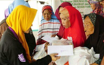 LS Jakarta : Santunan Ceria Bersama Dhuafa (SCBD) ke 3 di Rumah Tahfidz Kp NelayanRT.001 RW.004, Kamal Muara, Penjaringan, Jakarta Utara   Rabu, 03 April 2019