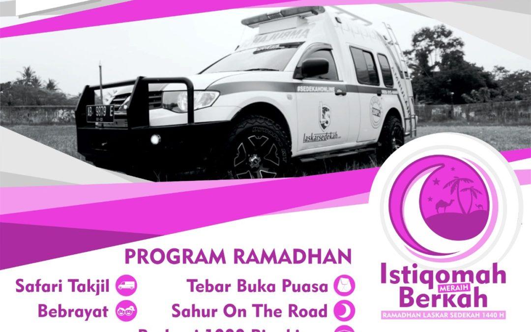 Ramadhan Laskar Sedekah 1440 H
