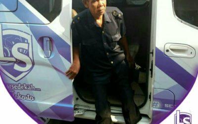 LS Jakarta : Ambulance Gratis kepada Pak Siman (56th) di Tangerang dan Pak Johan (70th) di Jakarta Utara | Rabu, 17 Juli 2019