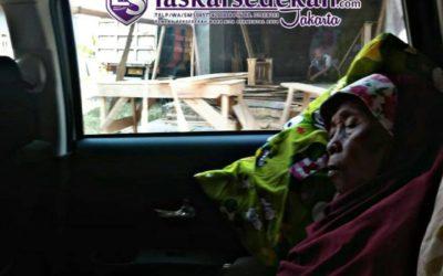 LS Jakarta : Eksekusi Sedekah kepada Mbah Wahyu di Tegal | Selasa, 23 Juli 2019