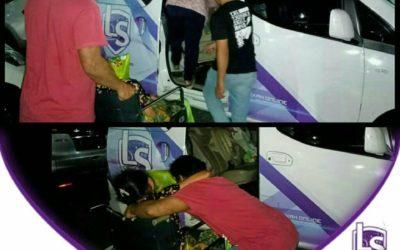 LS Jakarta : Ambulance Gratis kepada Mbah Waryu (80th) di Duri, Jakarta Barat | Kamis, 25 Juli 2019