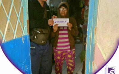 LS Jakarta : Eksekusi Sedekah kepada Bu Hamidah (68th) di Pejagalan, Jakarta Utara | Kamis, 01 Agustus 2019