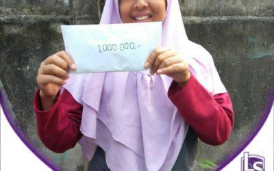 LS Jakarta : Eksekusi Sedekah kepada Bu Sri Faryati (IRT 37 tahun) di Kedoya, Jakarta Barat | Rabu, 04 September 2019