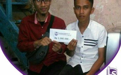 LS Jakarta : Eksekusi Sedekah kepada Pak Indra (26th) Dan istri | Sabtu, 07 September 2019